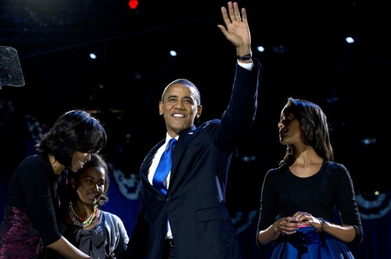 Barack Obama, réélu à la présidence des États-Unis mardi dernier, a profité de la baisse importante du prix de l'essence peu avant le vote.