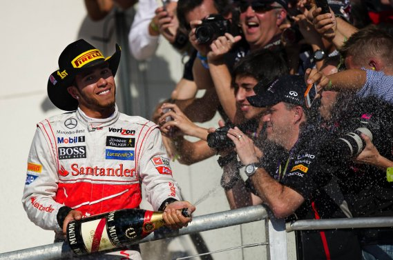Avec des victoires au Canada et aux États-Unis, Lewis Hamilton a remporté les deux Grands Prix nord-américains en 2012. Il pourrait ajouter le Mexique à sa liste de succès dès 2014, si la course revient au calendrier.