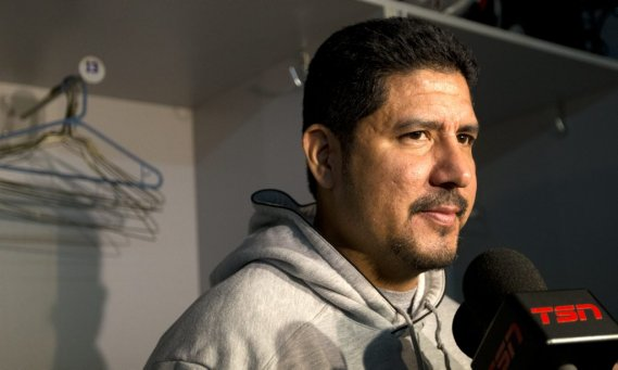 Anthony Calvillo (Photo Robert Skinner, La Presse)