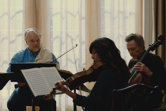 A Late Quartet - Sortie le 30 novembre (Photo: Métropole Films)