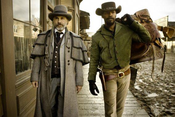 Django Unchained (Django déchaîné) - Sortie le 25 décembre (Photo: Alliance Vivafilm)