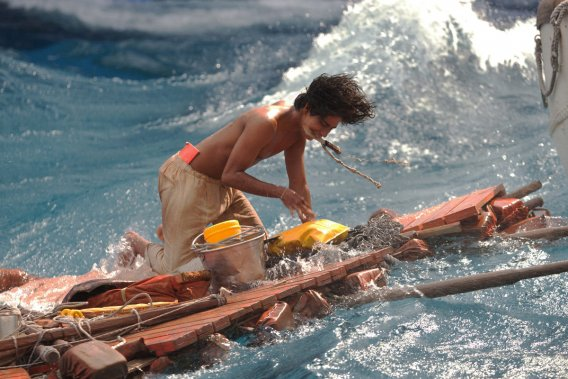 Life of Pi (L'histoire de Pi) - Sortie le 21 novembre (Photo: 20th Century Fox)