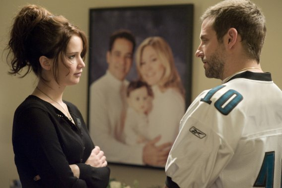 Silver Linings Playbook (Le bon côté des choses) - Sortie le 21 novembre (Photo: Alliance Vivafilm)