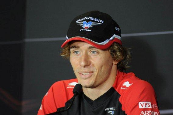 Charles Pic, 22 ans, termine actuellement sa première saison de F1.