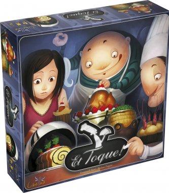 Et Toque! , par Libellud. 54,99$Dès 8 ans. www.filofilo.com ()