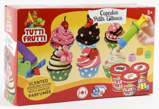 Tutti Frutti. Petits Gâteaux, par Bojeux. 9,99$ www.bojeux.com ()