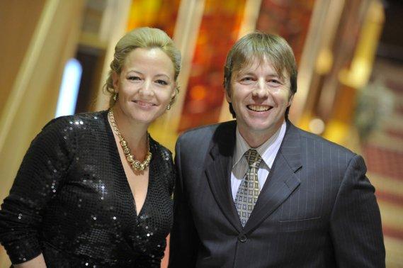 Isabelle Montpetit et Pierre Rouleau, de l'entreprise Bolec, récipiendaire du prix Nouvelle entreprise. (Martin Roy, LeDroit)