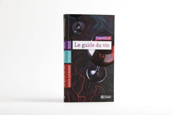 Le guide du vin Phaneuf, Nadia Fournier, éd. de L'Homme, 29,95$ ()