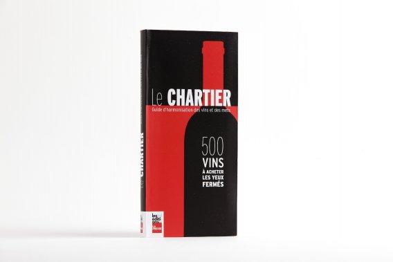 Le Chartier, François Chartier, éd. La Presse, 29,95$ ()