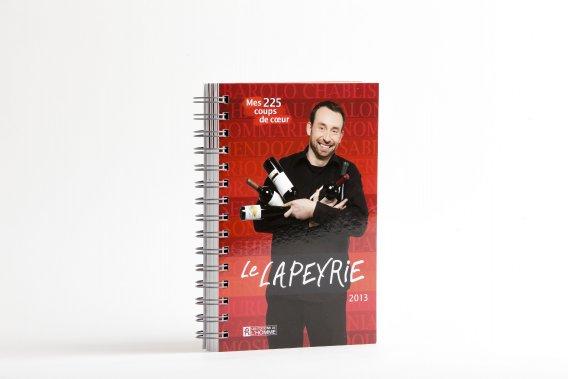Le Lapeyrie, Philippe Lapeyrie, éd. de L'Homme, 22,95$ ()