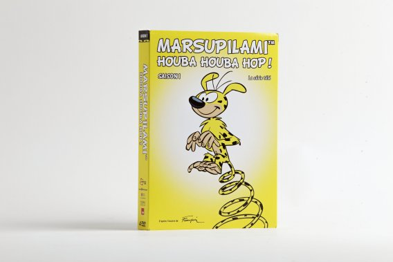 Marsupilami - Houba houba hop!, Saison 1, Imavision, 25,99$ ()