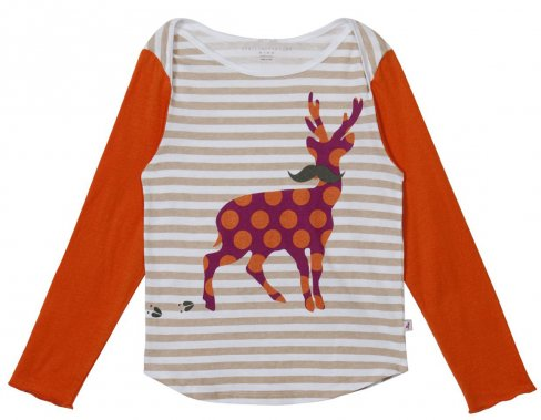 T-shirt pour enfants Stella McCartney. 65 $, www.stellamccartney.com. ()