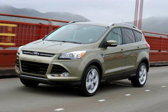 Ford estime qu'environ 73 320 tout-terrain Escape sont concernés.
