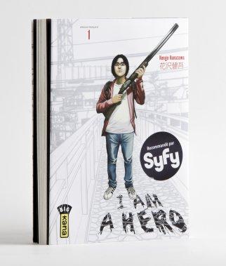 I am a hero ()
