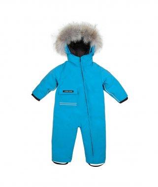 Habit de neige pour bébé Canada Goose. 320$, www.canadagoose.com ()