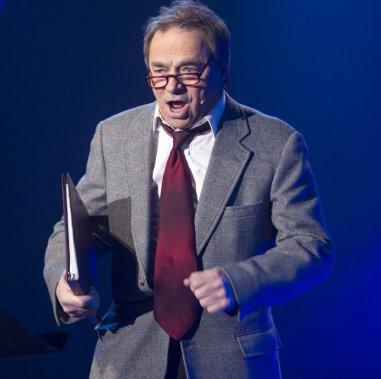 François Léveillée (Photo: André Pichette, La Presse)