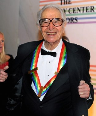 Dave Brubeck honoré au Kennedy Center de Washington en décembre 2009. (Photo: Reuters)