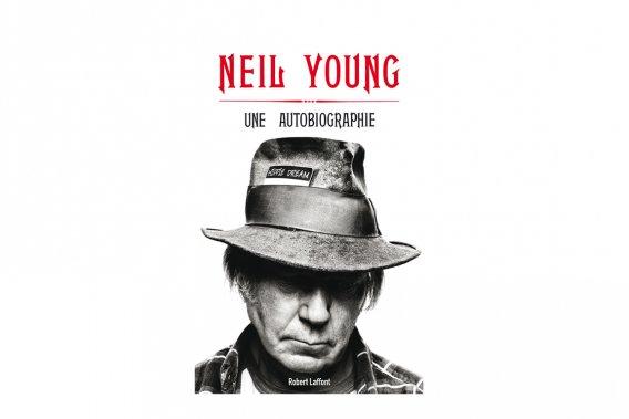 Une autobiographie, Neil Young, Éditions Robert Laffont, 36,95$. ()
