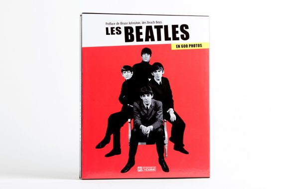 Les Beatles en 600 photos, Richard Havers, Les Éditions de l'Homme, 29,95$. ()