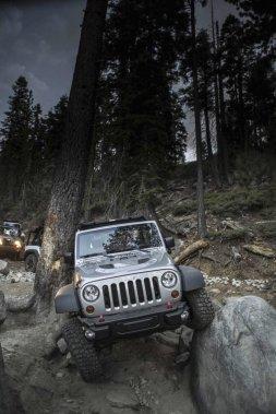 Le Rubicon Trail se trouve dans la Sierra Nevada, à quelque 130 kilomètres du lac Tahoe. (Photo Éric Lefrançois)