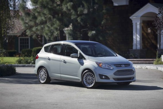 Ford C-Max. (Photo fournie par Ford)