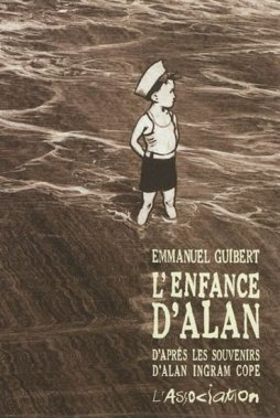 L'enfance d'Alan, Emmanuel Guibert, L'Association ()