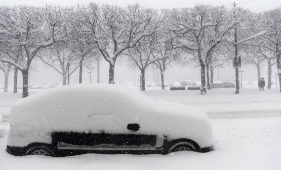 L'hiver est de retour, automobilistes soyez aux aguets!