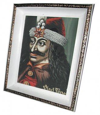 Les 10 pires méchants : Vlad l'Empaleur. Il avait les dents longues (Photo: Mario Fontaine)