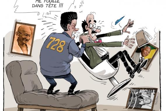 PÊLE-MÊLE (Le Soleil, André-Philippe Côté)