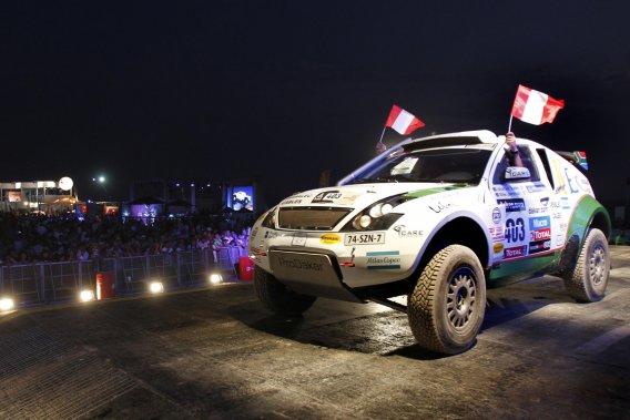 Montré du doigt pour la nature de sa compétition, le Rallye Dakar a redoublé d'efforts si bien qu'aujourd'hui, son impact environnemental est presque quatre fois moindre que le tournoi de tennis de Rolannd Garros.