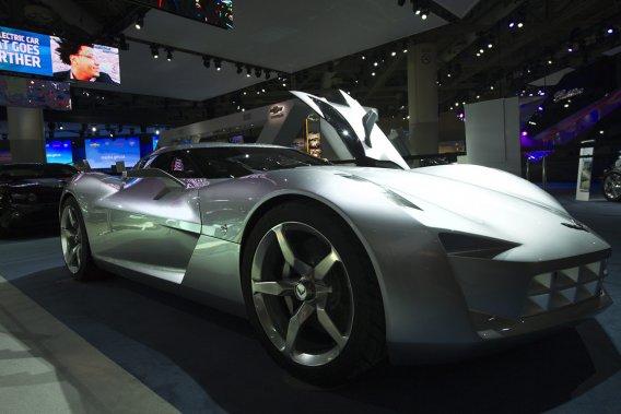 Comment faire évoluer un modèle devenu intemporel? C'est le problème auquel sont confrontés les concepteurs de la Corvette.