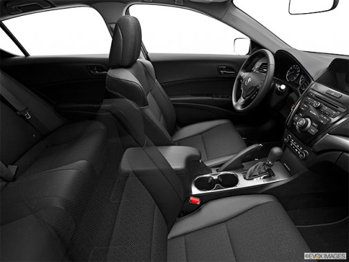 Acura ILX 2013: Quoi demander de plus? - Berline 4 portes Hybride - Habitacle (Evox)