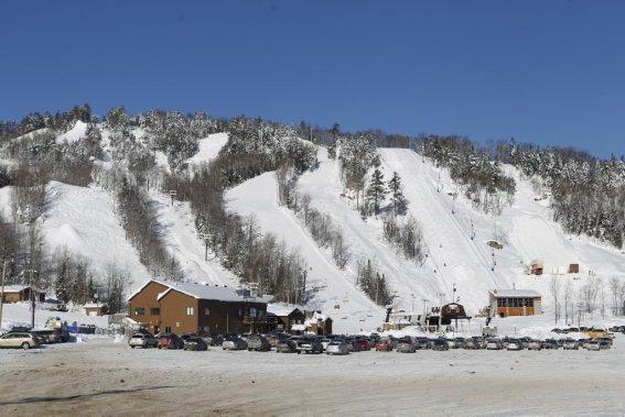 La station de ski Val Saint-Côme. (Photo: Martin Chamberland, La Presse)