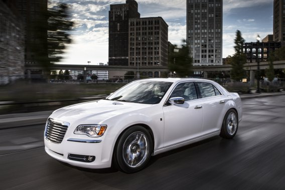 La Chrysler 300 Motown 2013.