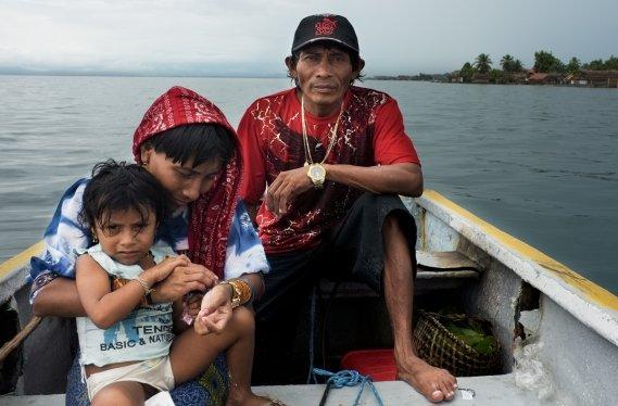 Anthropologue de formation, Matthieu Rytz est allé à la rencontre des Kunas qui vivaient autrefois sur la terre ferme avant de migrer dans les îles à la suite d'une épidémie. (Photo: Matthieu Rytz, collaboration spéciale)