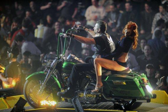 Le Show Harley est le plus grand spectacle de Harley du monde.