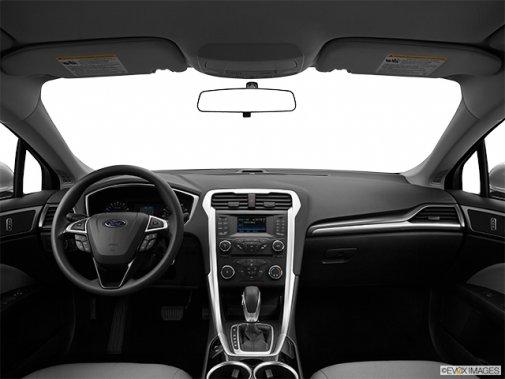 Ford - Fusion 2013: de classe mondiale - Berline 4 portes SE traction intégrale - Tableau de bord (Evox)