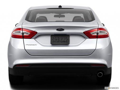 Ford - Fusion 2013: de classe mondiale - Berline 4 portes SE traction intégrale - Arrière (Evox)