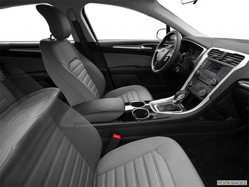 Ford - Fusion 2013: de classe mondiale - Berline 4 portes SE traction intégrale - Habitacle (Evox)