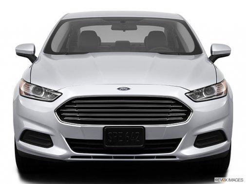 Ford - Fusion 2013: de classe mondiale - Berline 4 portes SE traction intégrale - Avant (Evox)