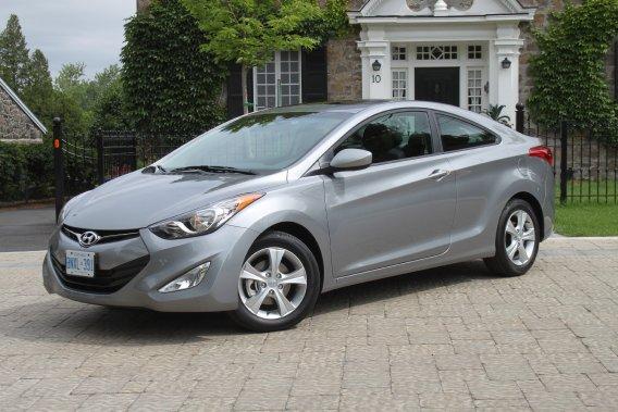 La Hyundai Elantra a été le véhicule le plus vendu au Canada en janvier dernier. La Honda Civic serait-elle en perte de vitesse?