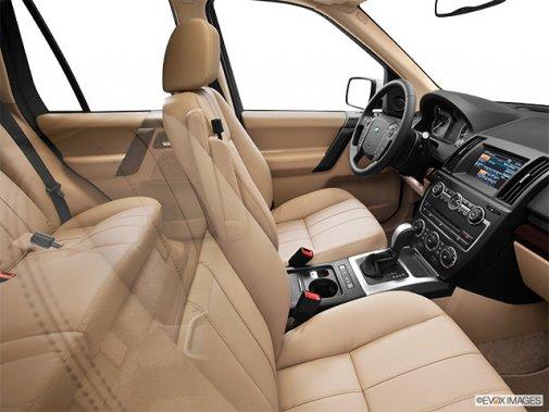 Land Rover LR2 2013: Par monts et par vaux  - Traction intégrale, 4 portes - Habitacle (Evox)