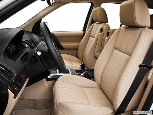 Land Rover LR2 2013: Par monts et par vaux  - Traction intégrale, 4 portes - Siège du conducteur (Evox)