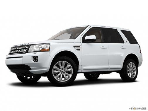 Land Rover LR2 2013: Par monts et par vaux  - Traction intégrale, 4 portes - Plan latéral avant (Evox)