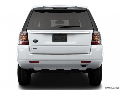 Land Rover LR2 2013: Par monts et par vaux  - Traction intégrale, 4 portes - Arrière (Evox)