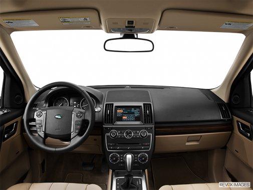 Land Rover LR2 2013: Par monts et par vaux  - Traction intégrale, 4 portes - Tableau de bord (Evox)