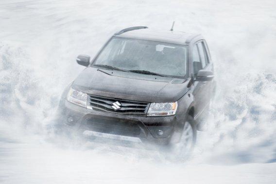 En 2013, Suzuki revoit ses classiques.