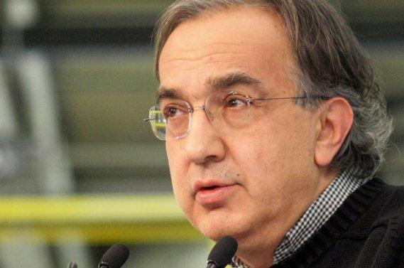 Sergio Marchionne, le pdg du Groupe Chrysler-Fiat.