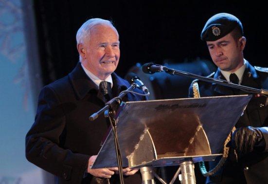 Le gouverneur général du Canada, David Johnston (Étienne Ranger, LeDroit)