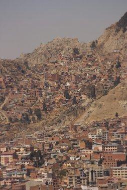 Une ville tout en verticalité. (Photo Sylvain Sarrazin, La Presse.)